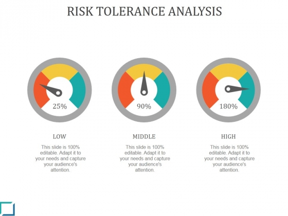 Risk Tolerance Analysis Ppt PowerPoint Presentation Background Image