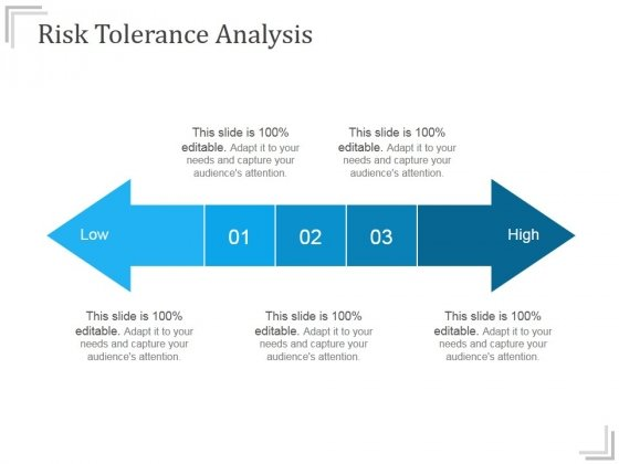 Risk Tolerance Analysis Templates 2 Ppt PowerPoint Presentation Slide Download