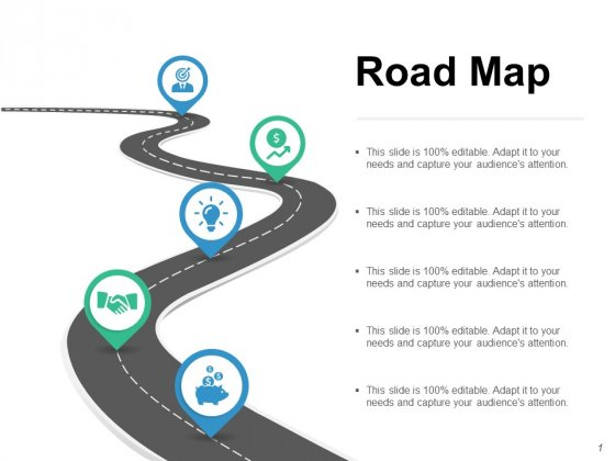 Road Map Management Ppt PowerPoint Presentation Gallery Examples