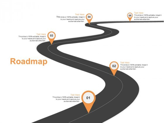 Roadmap Five Stage Ppt PowerPoint Presentation Model Graphics Download