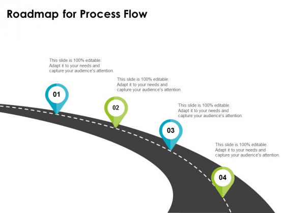 roadmap for process flow ppt powerpoint presentation show introduction