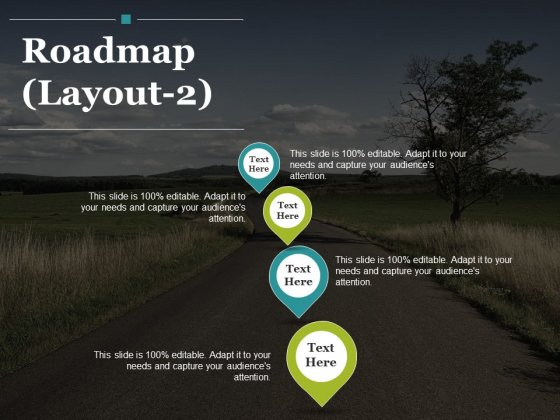 Roadmap Template 2 Ppt PowerPoint Presentation File Formats