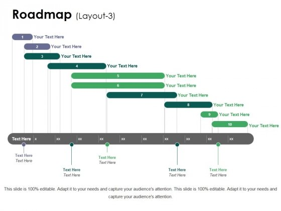 Roadmap Template 3 Ppt PowerPoint Presentation File Design Templates