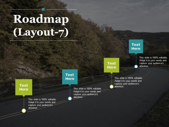 Roadmap Template 7 Ppt PowerPoint Presentation Icon Example File