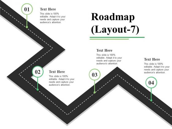 Roadmap Template 7 Ppt PowerPoint Presentation Show Demonstration