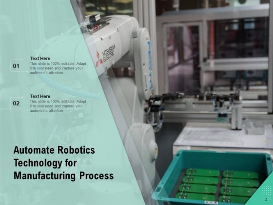 Robotics_Technology_More_Than_A_Machine_Technology_Process_Ppt_PowerPoint_Presentation_Complete_Deck_Slide_4