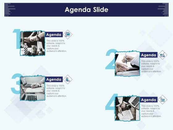 Role Of Human Resource In Workplace Culture Agenda Slide Inspiration PDF