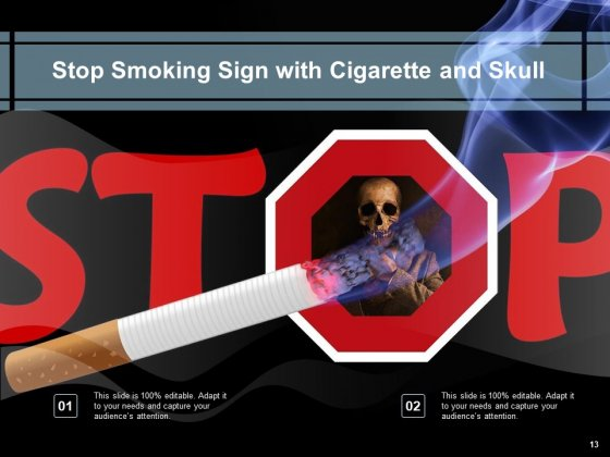 Role_Of_Tobacco_Gas_Presence_Smoking_Ppt_PowerPoint_Presentation_Complete_Deck_Slide_13
