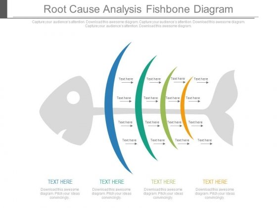 Root cause analysis fishbone diagram ppt slides powerpoint templates ccuart Gallery