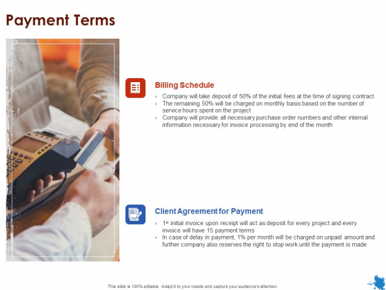 Rotary Press Printing Payment Terms Ppt Gallery Professional PDF
