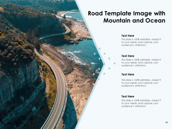 Route_Template_Mountain_And_Ocean_Directional_Arrow_Ppt_PowerPoint_Presentation_Complete_Deck_Slide_10