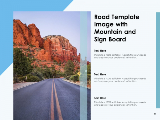 Route_Template_Mountain_And_Ocean_Directional_Arrow_Ppt_PowerPoint_Presentation_Complete_Deck_Slide_11
