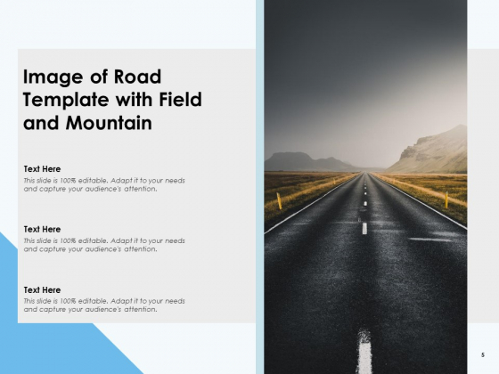 Route_Template_Mountain_And_Ocean_Directional_Arrow_Ppt_PowerPoint_Presentation_Complete_Deck_Slide_5
