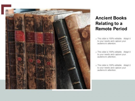 Row Of Old History Books Ppt PowerPoint Presentation Summary Graphics Template Cpb