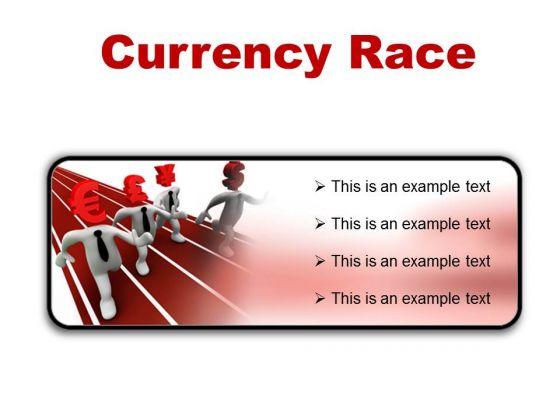 Race Competition PowerPoint Presentation Slides R