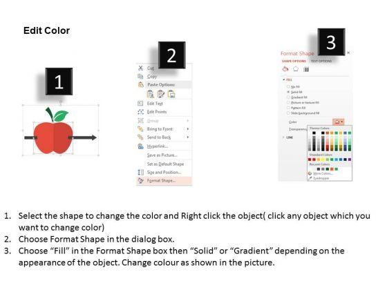red_apple_with_an_arrow_for_future_vision_powerpoint_template_3