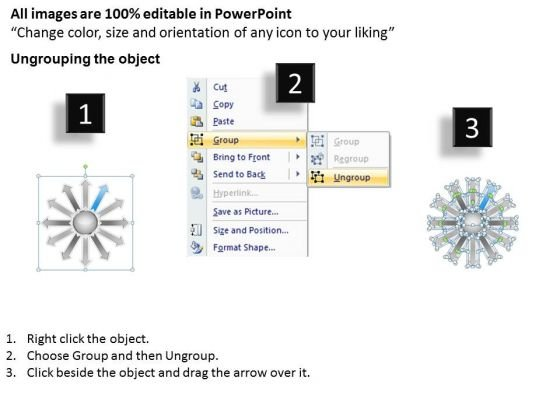 regular_demonstration_of_12_diverging_arrows_circular_chart_powerpoint_slides_2