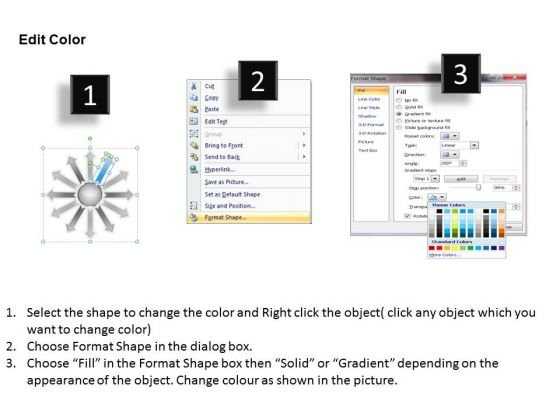 regular_demonstration_of_12_diverging_arrows_circular_chart_powerpoint_slides_3