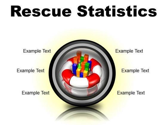 Rescue Statistics Business PowerPoint Presentation Slides Cc