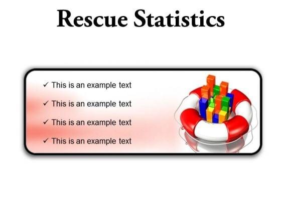 Rescue Statistics Business PowerPoint Presentation Slides R