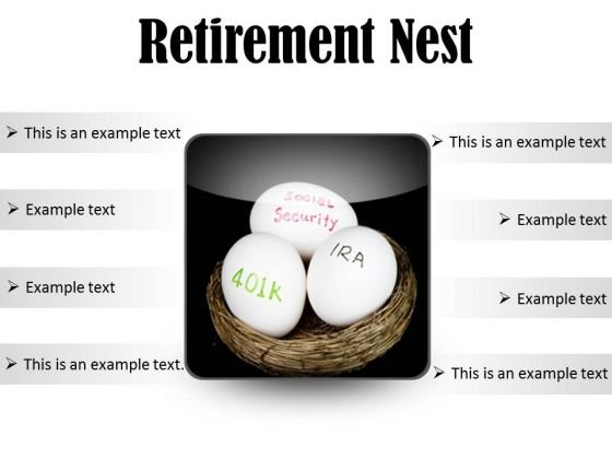 Retirement Nest Future PowerPoint Presentation Slides S