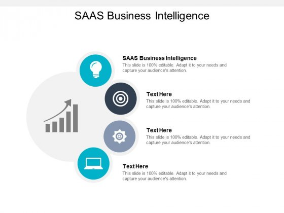 SAAS Business Intelligence Ppt PowerPoint Presentation Icon Format Cpb