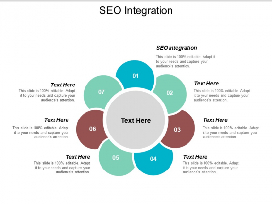 SEO Integration Ppt PowerPoint Presentation Icon Infographic Template Cpb