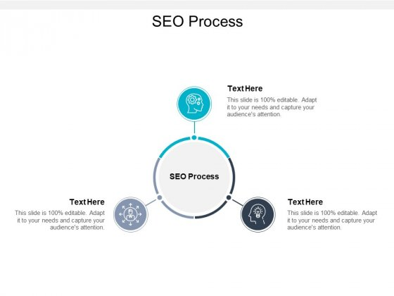 SEO Process Ppt PowerPoint Presentation Outline Samples Cpb