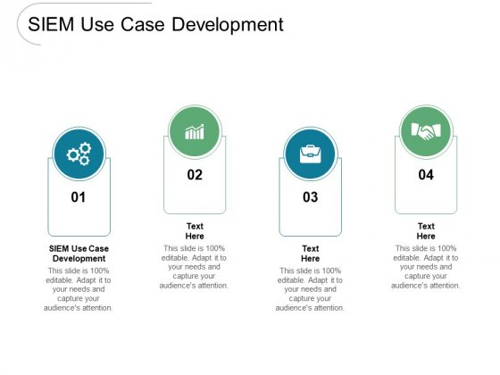 SIEM_Use_Case_Development_Ppt_PowerPoint_Presentation_Summary_Show_Cpb_Pdf_Slide_1