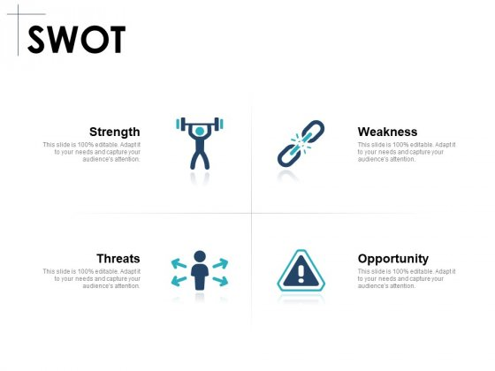 SWOT Strength Threats Ppt PowerPoint Presentation Inspiration Clipart Images