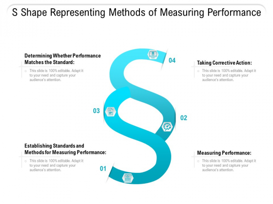 S Shape Representing Methods Of Measuring Performance Ppt PowerPoint Presentation Gallery Outfit PDF