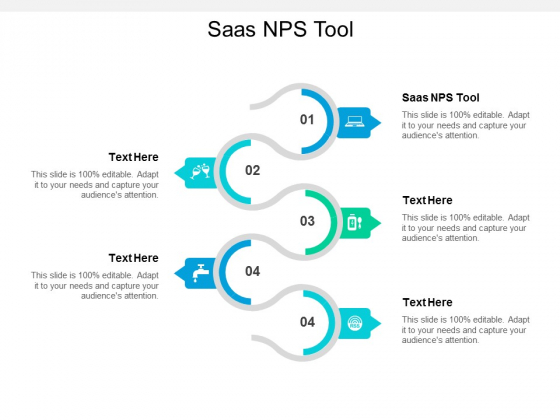 Saas NPS Tool Ppt PowerPoint Presentation Infographics Rules Cpb