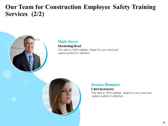 Safety_And_Health_Training_Plan_For_Construction_Employees_Ppt_PowerPoint_Presentation_Complete_Deck_With_Slides_Slide_21