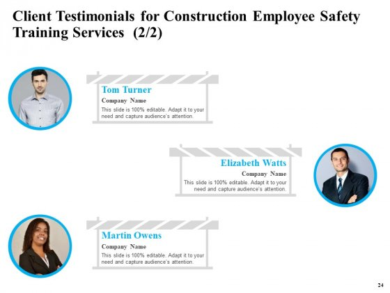 Safety_And_Health_Training_Plan_For_Construction_Employees_Ppt_PowerPoint_Presentation_Complete_Deck_With_Slides_Slide_24