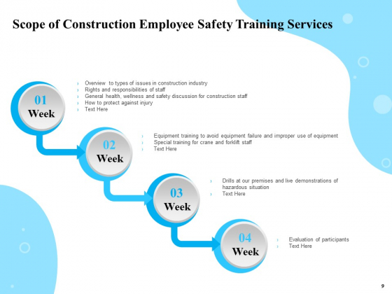 Safety_And_Health_Training_Plan_For_Construction_Employees_Ppt_PowerPoint_Presentation_Complete_Deck_With_Slides_Slide_9