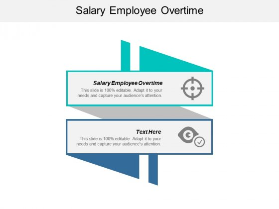 Salary Employee Overtime Ppt PowerPoint Presentation Pictures Objects Cpb