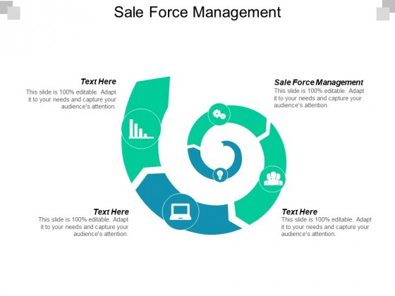 Sale Force Management Ppt PowerPoint Presentation Summary Guide Cpb