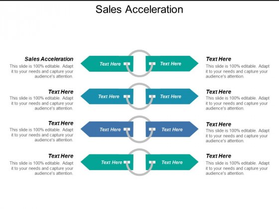 Sales Acceleration Ppt PowerPoint Presentation File Tips Cpb