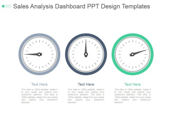 Sales Analysis Dashboard Ppt PowerPoint Presentation Guidelines