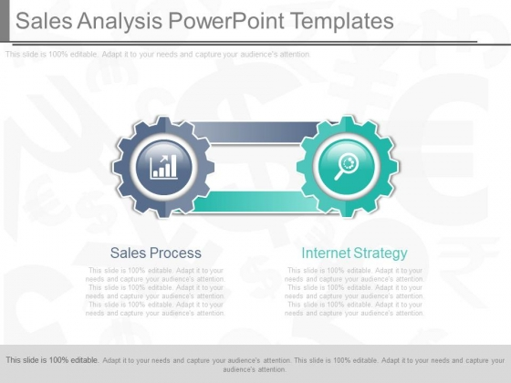 Sales Analysis Powerpoint Templates