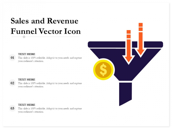 Sales_And_Revenue_Funnel_Vector_Icon_Ppt_PowerPoint_Presentation_Inspiration_Outline_PDF_Slide_1