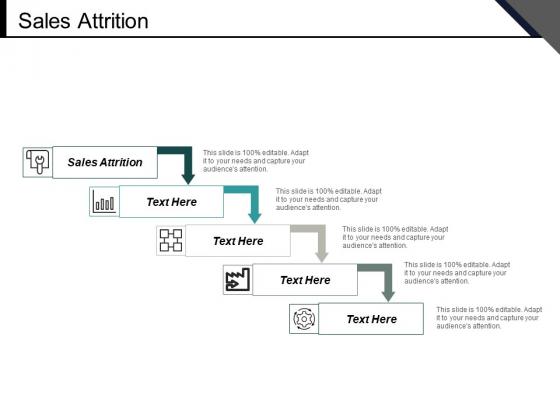 Sales Attrition Ppt PowerPoint Presentation Infographic Template Infographic Template Cpb