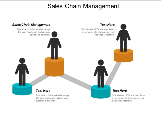 Sales Chain Management Ppt PowerPoint Presentation Infographics Information Cpb