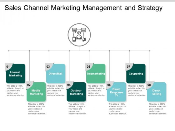 Sales Channel Marketing Management And Strategy Ppt PowerPoint Presentation Icon Designs