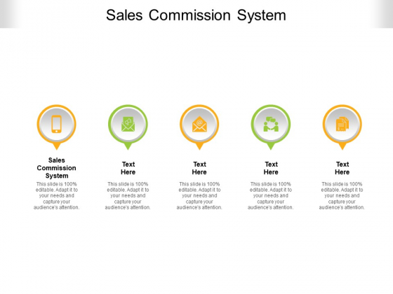 Sales Commission System Ppt PowerPoint Presentation Summary Structure Cpb Pdf