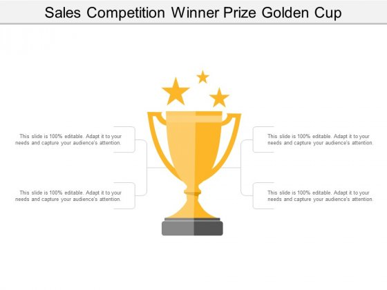 Sales Competition Winner Prize Golden Cup Ppt PowerPoint Presentation Ideas Example File