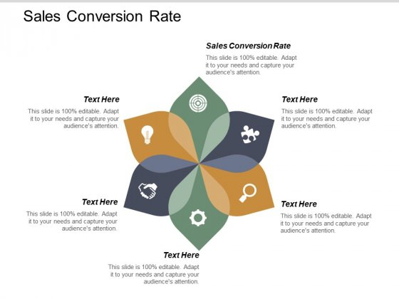 Sales Conversion Rate Ppt PowerPoint Presentation Gallery Skills Cpb