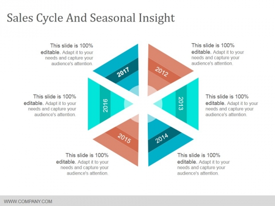 Sales_Cycle_And_Seasonal_Insight_Template_1_Ppt_PowerPoint_Presentation_Visual_Aids_Slides_Slide_1