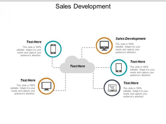 Sales Development Ppt PowerPoint Presentation Ideas Model Cpb