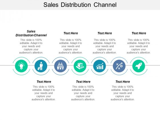 Sales Distribution Channel Ppt PowerPoint Presentation Summary Graphics Design